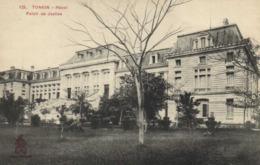 TONKIN Hanoi Palais De Justice RV - Viêt-Nam