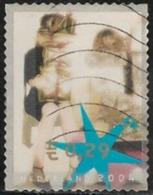 Netherlands SG2382 2004 Christmas 29c Good/fine Used [40/32856/6D] - Period 1980-... (Beatrix)