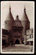 CPA 54 NANCY N°5 PORTE DE LA CRAFFE ANIMEE MARQUE ETOILE PARIS EMAILLOGRAPHIE (DEPOSE) 87 - Nancy