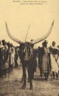 Ruanda Vache Sacrée Reine Du Troupeau RV - Ruanda-Urundi