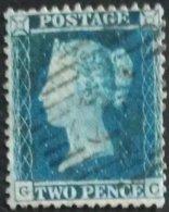 Gran Brtaña: Año. 1854-57 Reina Victoria. ( Filigrana, Corona Tipo. 4 ) Dent. 14 - 1840-1901 (Viktoria)