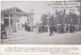 P- BRUNOY  SENART  LA FORET  LA FERME DU CYCLE - Brunoy