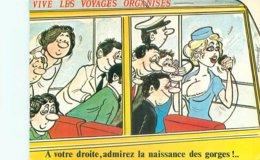 Illustrateur Alexandre - Humour Vive Les Vacances Organises     AW 286 - Humour