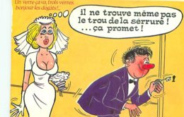 Illustrateur Alexandre - Humour Mariage    AW 292 - Humour