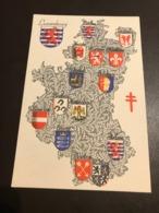 Armoiries Du Province Belge - Luxembourg - Belgique