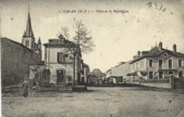 GZLAN (H P) Place De La Republique Nounou Tilbury RV - Andere Gemeenten