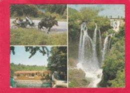 Modern Multi View Post Card Of Plitvička Jezera, Lika-Senj, Croatia,X34. - Croatia