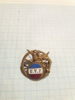 Cycling Badge Pin French Cycling Federation,  Pre 1900 (rare) - Wielrennen