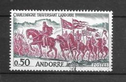 Charlemagne Traversant L'Andorre. N°167 Chez YT. (Voir Commentaires) - Französisch Andorra