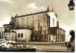 Portugal EVORA N°3 Igreja De S. Francisco Cliché Carlos Marques VOIR ZOOM Auto Car Marque ? VW Käfer Citroën 2CV - Evora