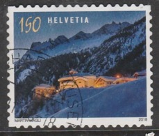 Switzerland 2018 Christmas 150 C  Multicoloured SW 2572 O Used - Used Stamps