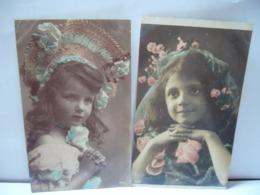 LOT DE 10 CPA ILLUSTRATIONS THÈME ENFANTS LOT NUMÉRO 10 - 5 - 99 Cartoline