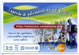 CPSM / CPM 10.5 X 15 L'agenda Du Patrimoine En Val De Loire - Centre-Val De Loire