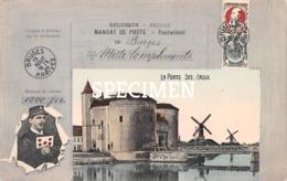 La Porte Ste Croix - Bruges - Brugge - Brugge