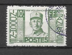 1944 : Grandes Figures De L'Indochine. N°255 Chez YT. (Voir Commentaires) - Oblitérés