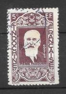 1944 : Grandes Figures De L'Indochine. N°254 Chez YT. (Voir Commentaires) - Oblitérés