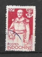 1943 - 45 : Série Des Marins : N°271 Chez YT. (Voir Commentaires) - Indochine (1889-1945)