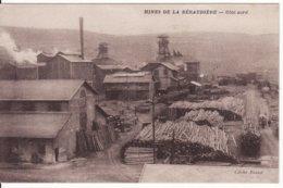 42 LA RICAMARIE **Mines De La Béraudière -côté Nord** - Frankrijk