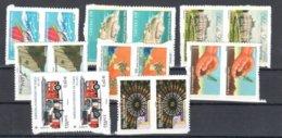 France 16 Adhesive Stamps Mnh ** VENDUS SOUS LA FACIALE - Adhésifs (autocollants)