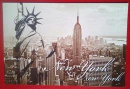 Statue Of Liberty - Manhattan