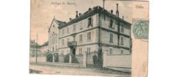 Delle  -  Collège St Benoît  - Abimée - Delle