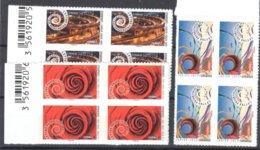 France 12 Adhesive Stamps (one Set) Mnh ** VENDUS SOUS LA FACIALE - Adhésifs (autocollants)