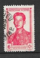1943 - 44 : Souverains : N°240 Chez YT. (Voir Commentaires) - Indochine (1889-1945)