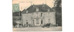 Pin L Emagny  -  Château Du Dessus - Autres Communes