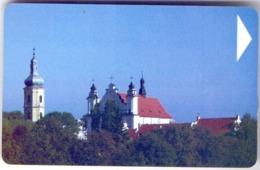 Used Phone Cards  Belarus Pinsk. Monastry 90 ED. - Belarus