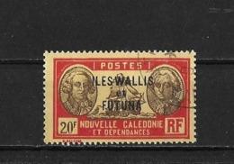 Wallis Et Futuna Yv. 65 O. - Gebraucht