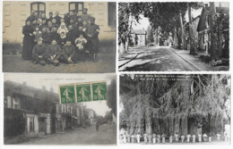 Lot De 400 Cartes/France/Etranger/Fantaisies...Format CPA - 100 - 499 Karten