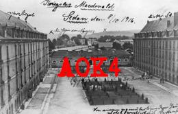 08 Ardennes SEDAN Kriegslazarett Macdonald Hopital Caserne Occupation Allemande 1916 - Sedan