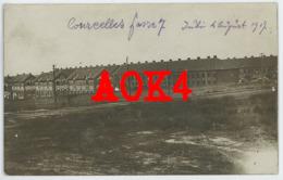 62 COURCELLES LES LENS Fosse 7 Cite 1917 Occupation Allemande Nordfrankreich Mine Escarpelle - France