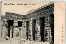52917709 - Medinet Habout - Egypte