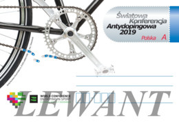 POLAND Postcard 2019.11.05. Cp 1875 World Anti-Doping Conference - Bicycle - Ganzsachen