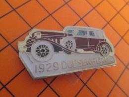 1319 Pin's Pins : BEAU ET RARE : Thème AUTOMOBILES / DUESENBERG 1929 - Pins