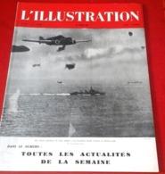 WW2 L'Illustration N°5224 Avril 1943 Chateau D'Uriage Ecole Des Cadres De La Milice Française,Courrier Pétain - L'Illustration