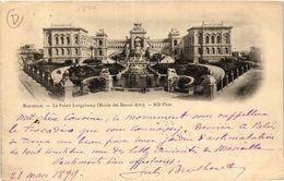 CPA MARSEILLE Le Palais Longchamp-Musee Des Beaux Arts (339571) - Cinq Avenues, Chave, Blancarde, Chutes Lavies