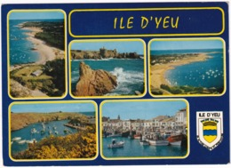 Ile De Yeu - (Vendée) - Multiview - Ile D'Yeu