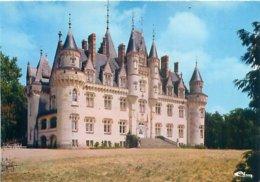 Lencloitre - Le Chateau De Savigny Sous Faye    AW 319 - Lencloitre