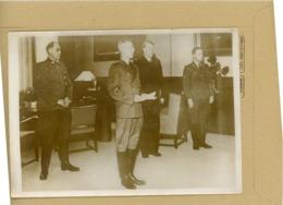 La France Sous Vichy  , 3 Iéme REICH  JOSEF TERBOVEN  Commissaire Du Reich  , Parti Nazi , Se Suicide à La Capitulation - Guerra, Militares