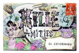 Mille Amities De Ceyzerieu - France