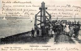 Belgique - Beveren - Doel - Aanlegplaats - Embarcadère - Beveren-Waas