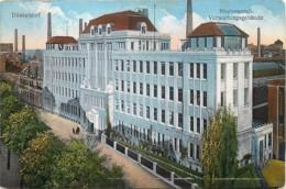 Deutschland - Düsseldorf -  - Rheinmetall -Verwwaitungsgebäude - Duesseldorf