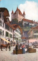 Suisse - Thun - Straase In Thun - BE Berne