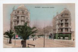 - CPA CANNES (06) - Boulevard Carnot - Publicité Magasin Melle De FORSTER - 89, Bd. De La République - - Cannes