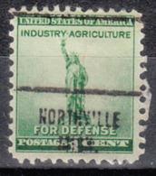 USA Precancel Vorausentwertung Preo, Locals Michigan, Northville 713 - Vereinigte Staaten