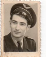 910Cr   Photo Pilote Avion Militaire - 1946-....: Ere Moderne