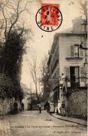 CPA Val D'Aulnay - La Vallée Aux Loups - Restaurant Charies (581326) - Otros Municipios