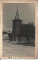 MELLERY - Eglise - Carte-photo (Villers-la-Ville) - Villers-la-Ville